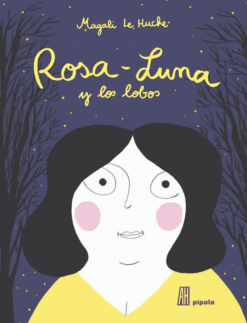 Rosa Luna y los lobos